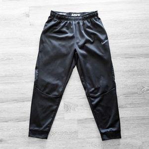 NIKE DRI FIT black running joggers pants